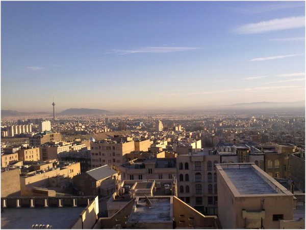 Good morning Tehran