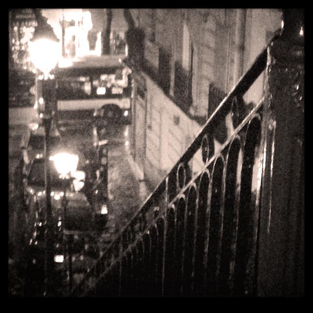 Montmartre, un bout...