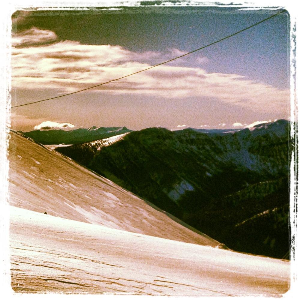 Paysage alpin (suite)