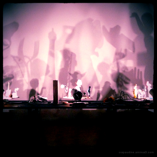 l'art et l'ombre...