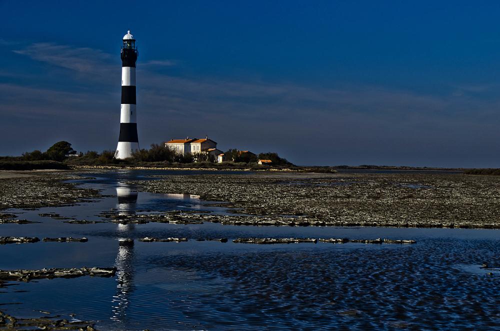 Le phare de Faraman.