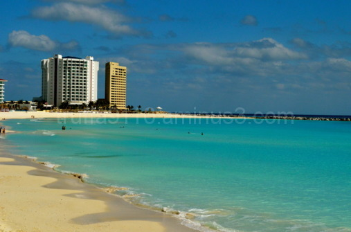 Chac Mool Beach Cancun:)