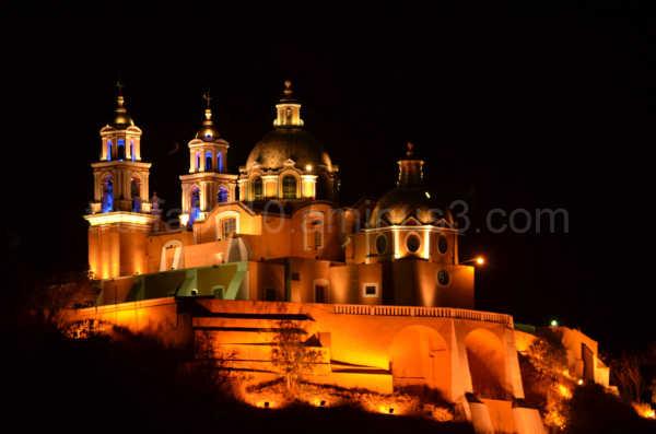 Catedral de Cholula, Puebla!