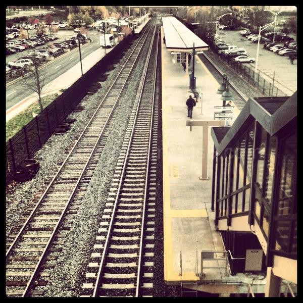 Hudson Line, 16 November 2012