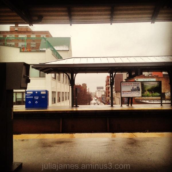 Hudson Line, 21 March 2013, 125th Street