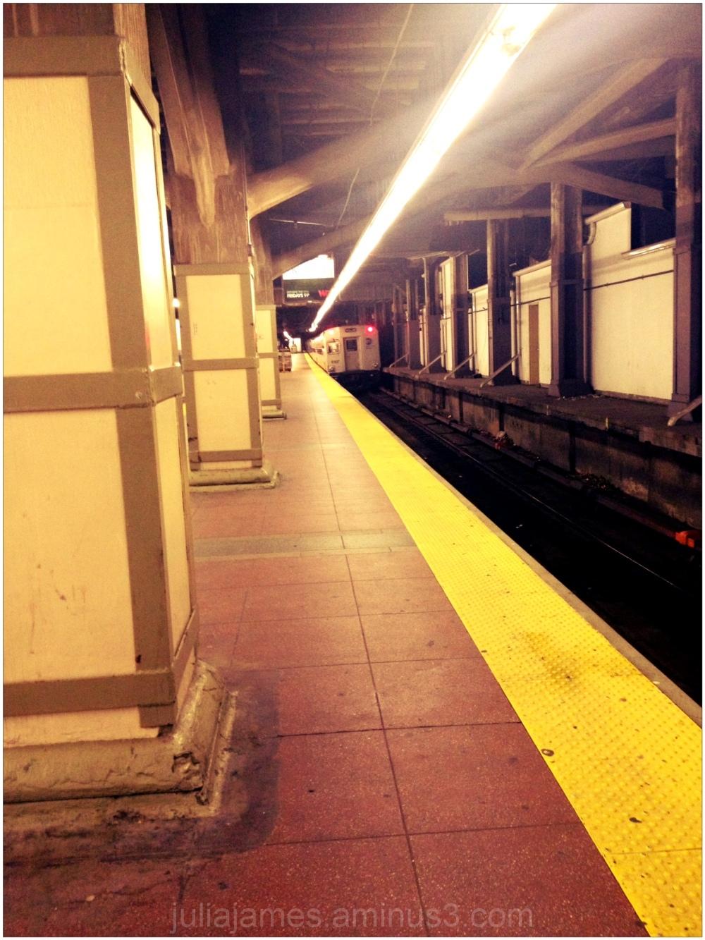 Hudson Line, 1 April 2013, New York City
