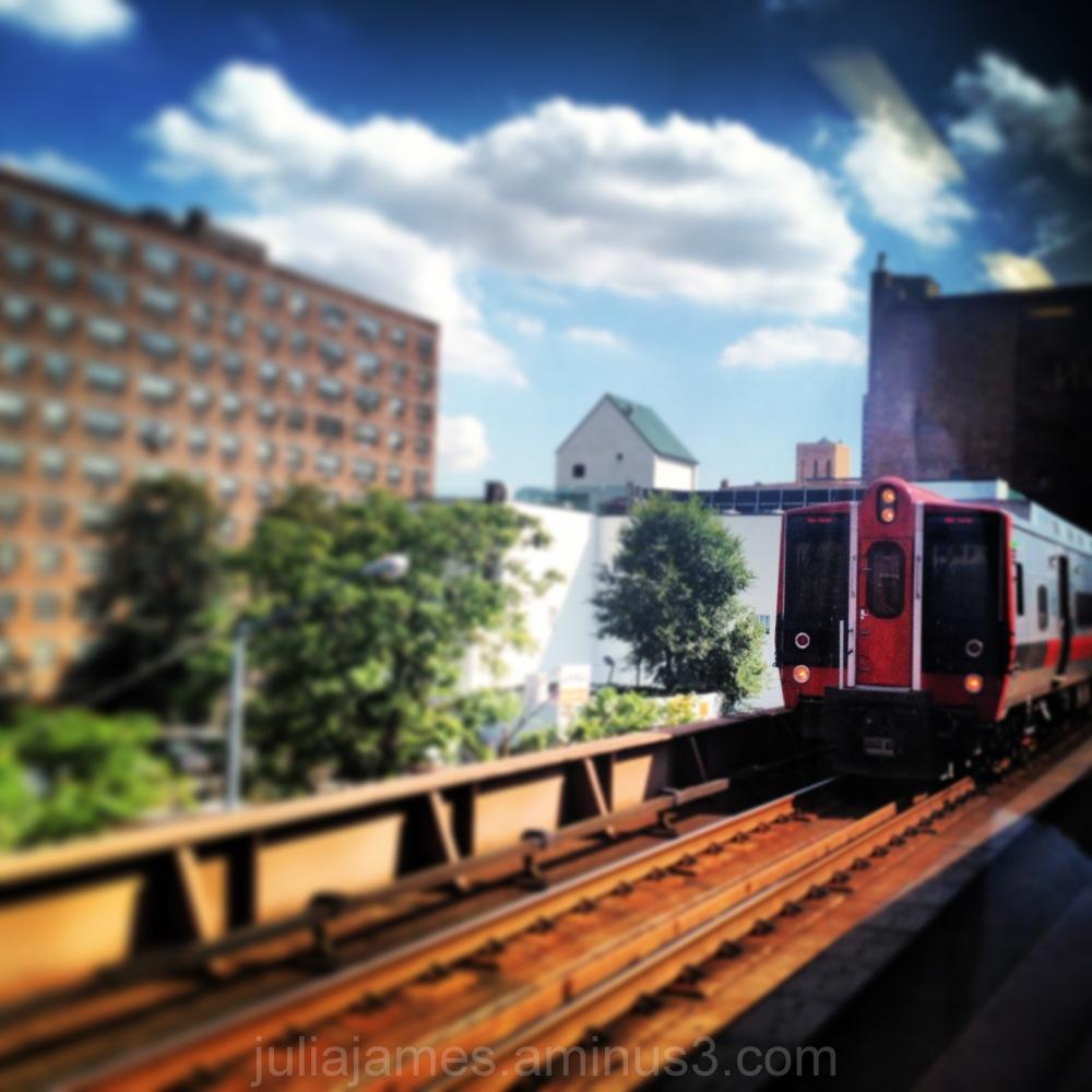 Hudson Line,  26 July, Peekskill, NY