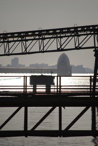 Thames landscape