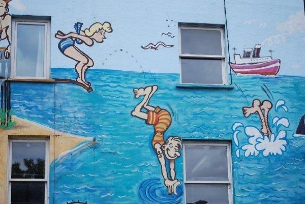 Camden Splash