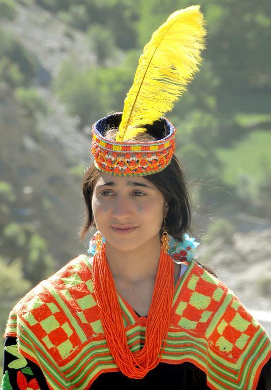 kalash beauty (pakistan)