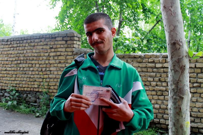 انجمن ناشنوایان ایران
