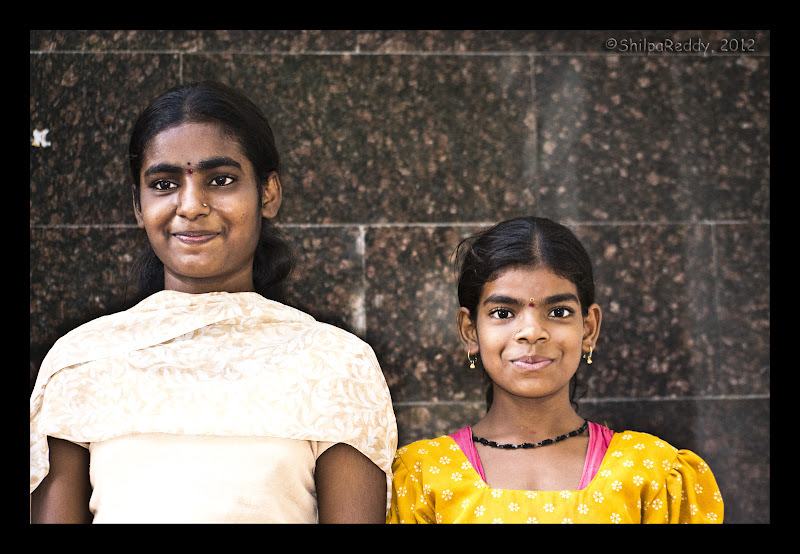 Indian Servant-girls