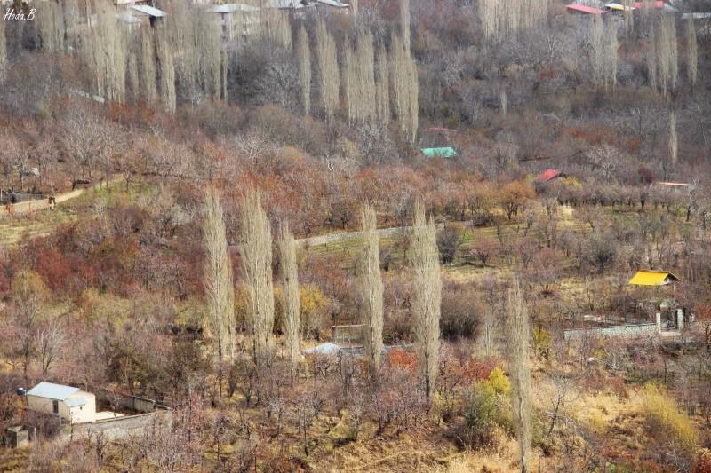 کادر نقاشی نقاشی پاییز - Landscape & Rural Photos - Hoda's Photoblog