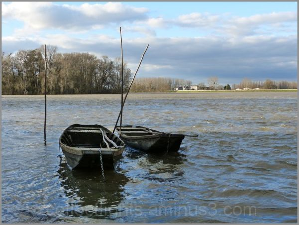 Le moyen de transport en cas d'inondation