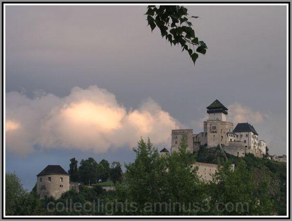 Le château de Trencin