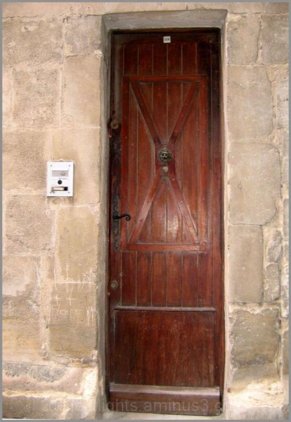 Haute porte
