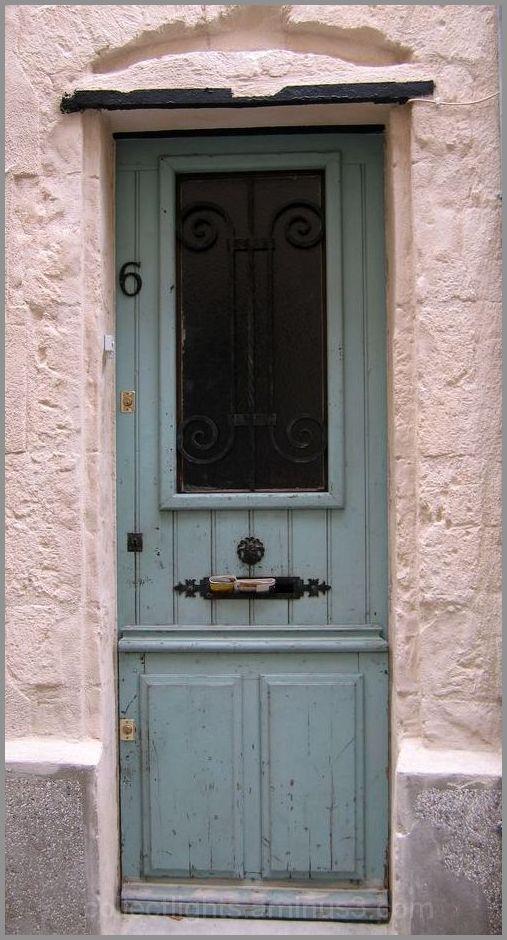 Haute porte arlésienne