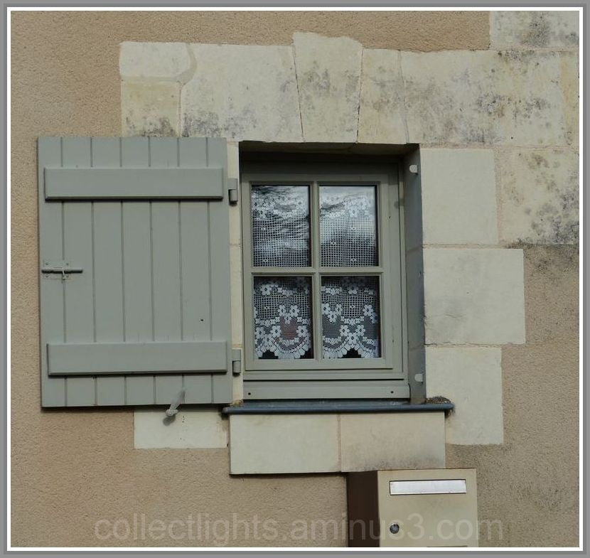 Petite fenêtre discrète