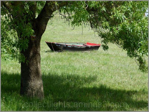 Barque à la sieste