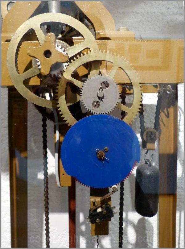 Mécanisme d'horlogerie