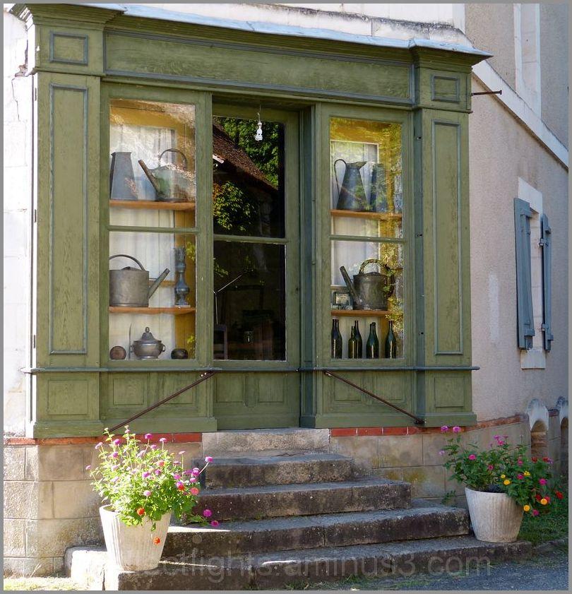 vitrine jardinage
