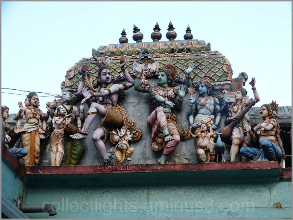 Le temple de Muthumariamman à Matalé  8/...