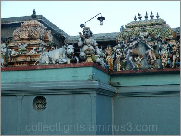Le temple de Muthumariamman à Matalé  9/...