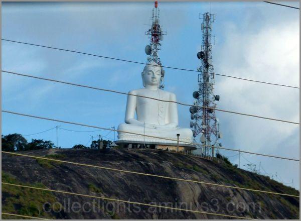 Bouddha connecté