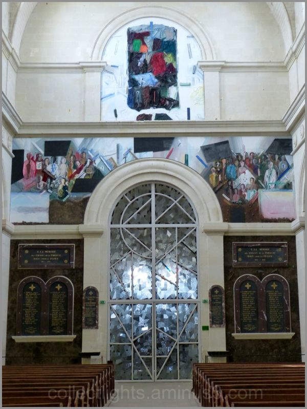 La porte de la paix à St Mathurin 2