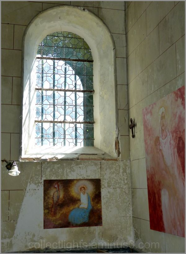 Un nouveau jour éclaire l'ancienne chapelle !