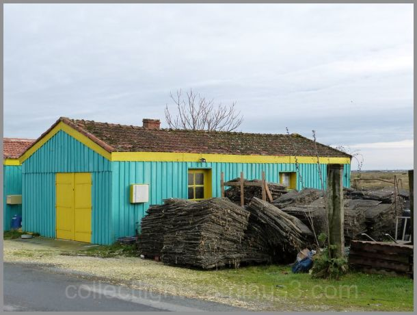 Marennes et ses cabanes