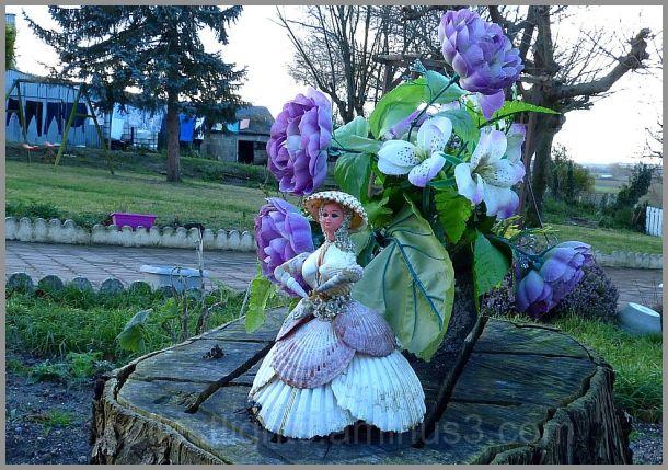 Habiller le jardin en hiver