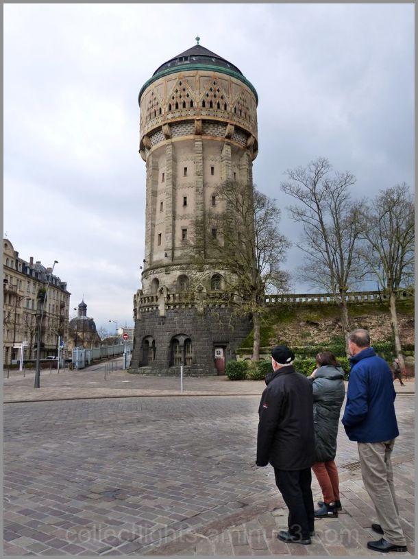 Quelle était la fonction de cette tour ?