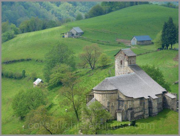 Eglise Ste Engrâce