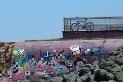 Bord de mer en vélo !