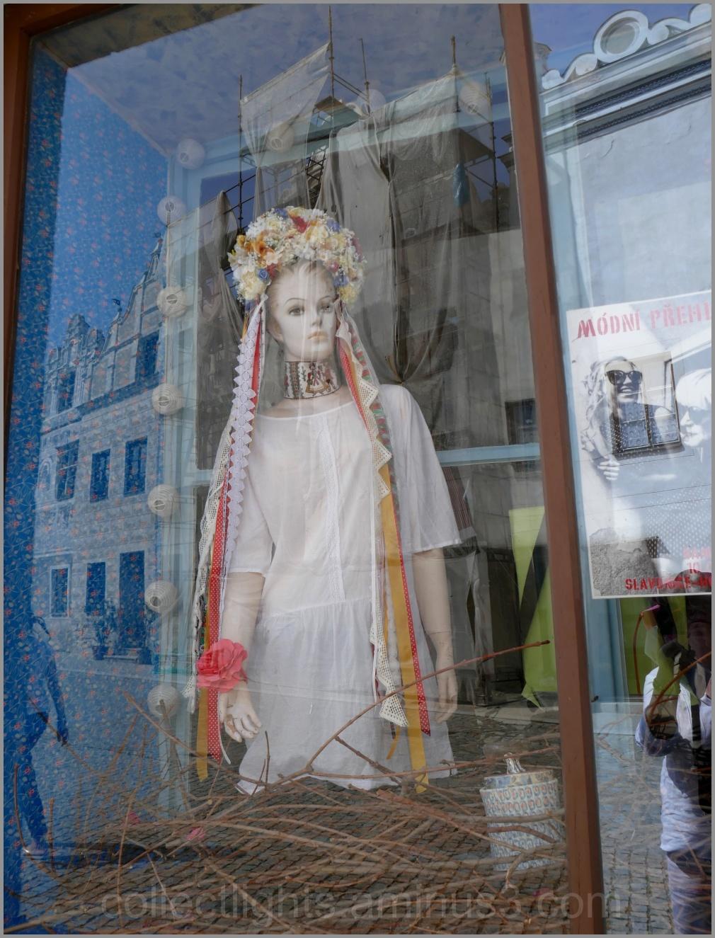 La déesse Flore s'est installée en ville !