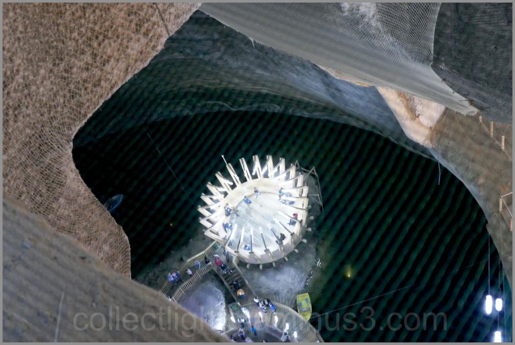 Plongée au coeur de la mine de sel de Turda
