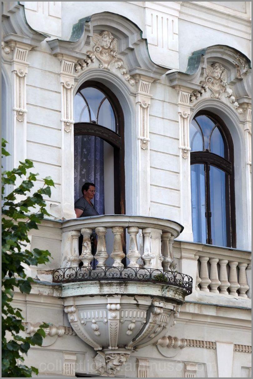 Prendre l'air sur son balcon !