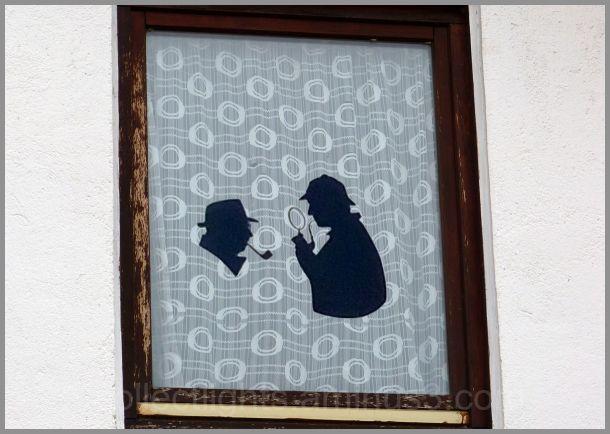 Ciné-bulles à la fenêtre