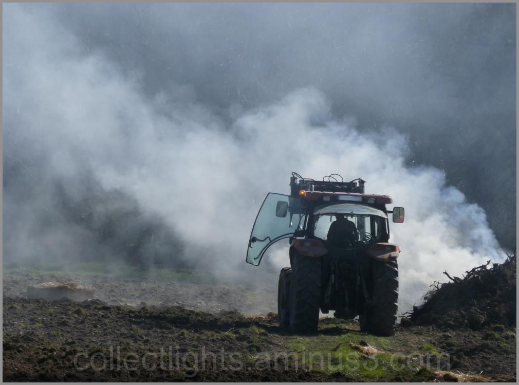 Enfumage agricole