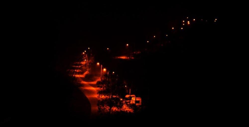 مسیر نورانی