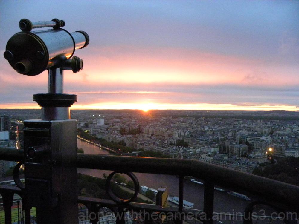 A View into Paris...