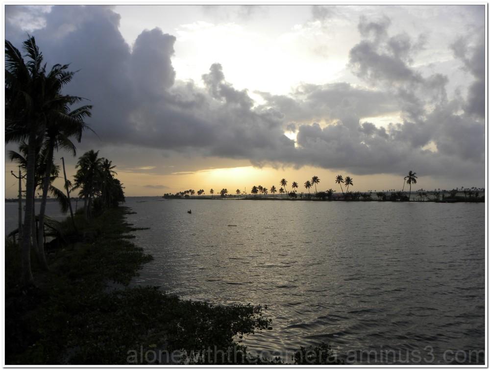 Where the Sea, Land and Sky meet...