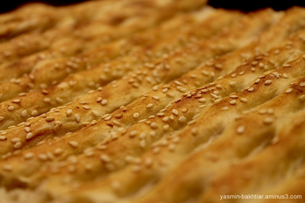 Persian's bread - نان بربری