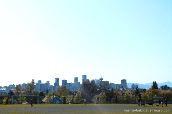 Vancouver - Sunny day