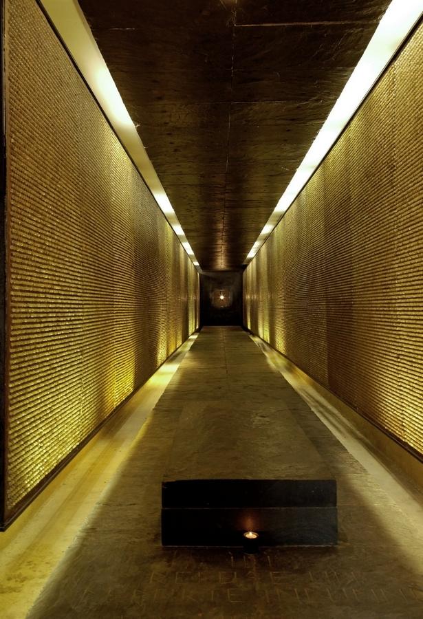 Mémorial  Déportation La tombe du déporté inconnu