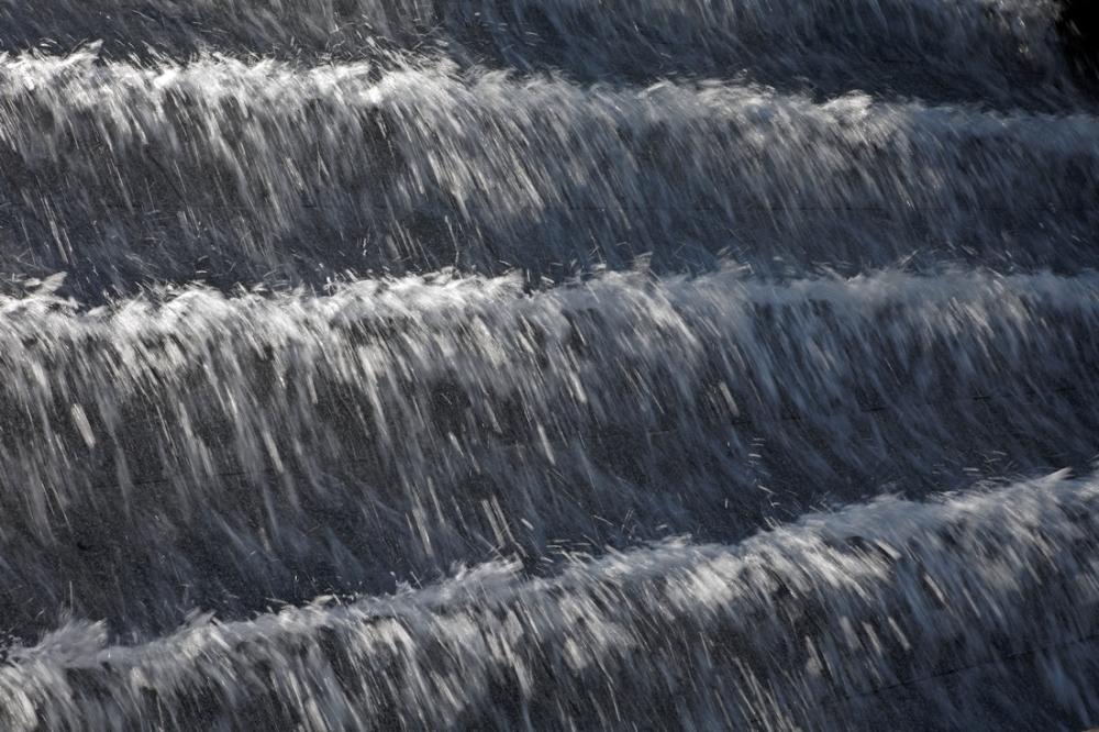 Parc André Citroen Histoire d'eau