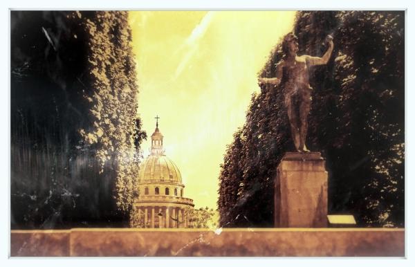 Vue sur le Panthéon