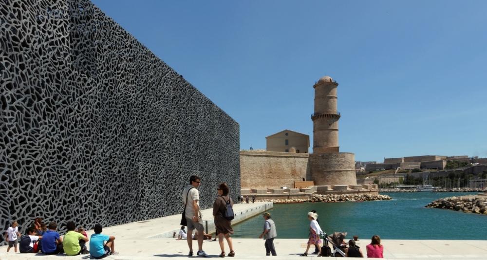 Marseille Seeting au MuCEM