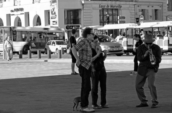 Marseille Musicien des rues